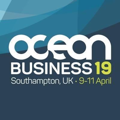 Конференция Ocean Business 2019 в Саутгемптоне (Великобритания)