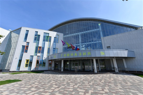 Проектная смена Маринет для школьников в Сколково